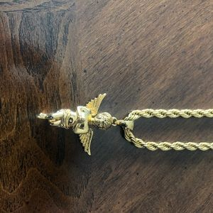 Good Rope Necklace (18K)